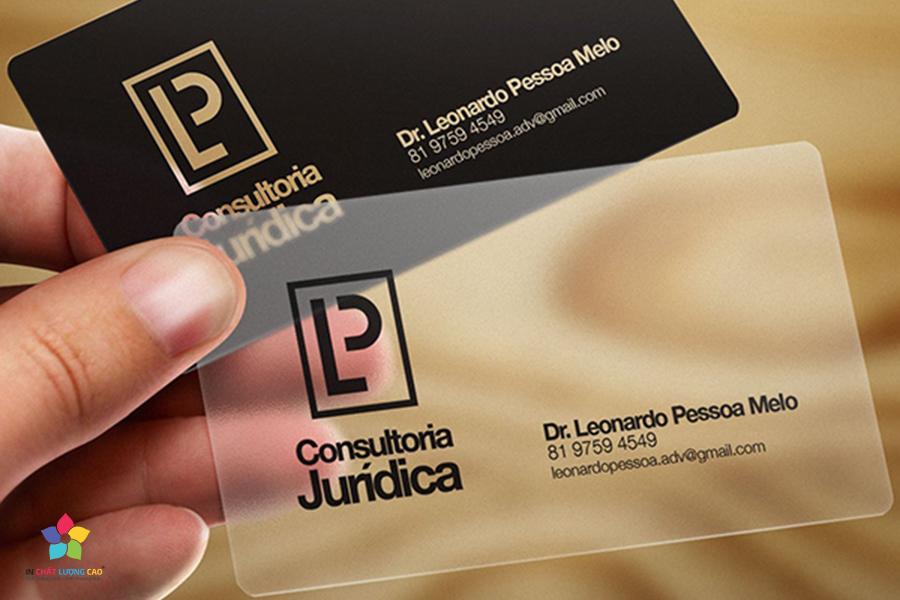 danh thiếp  name card  card visit  business card giấy